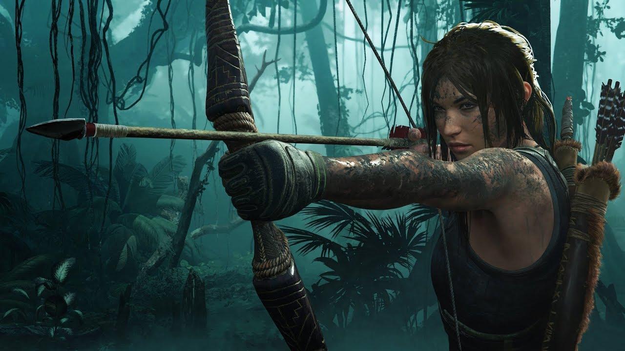 Tomb Raider 2 Square Enix