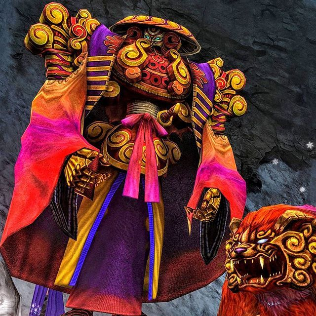 Yojimbo summon sequence Final Fantasy X