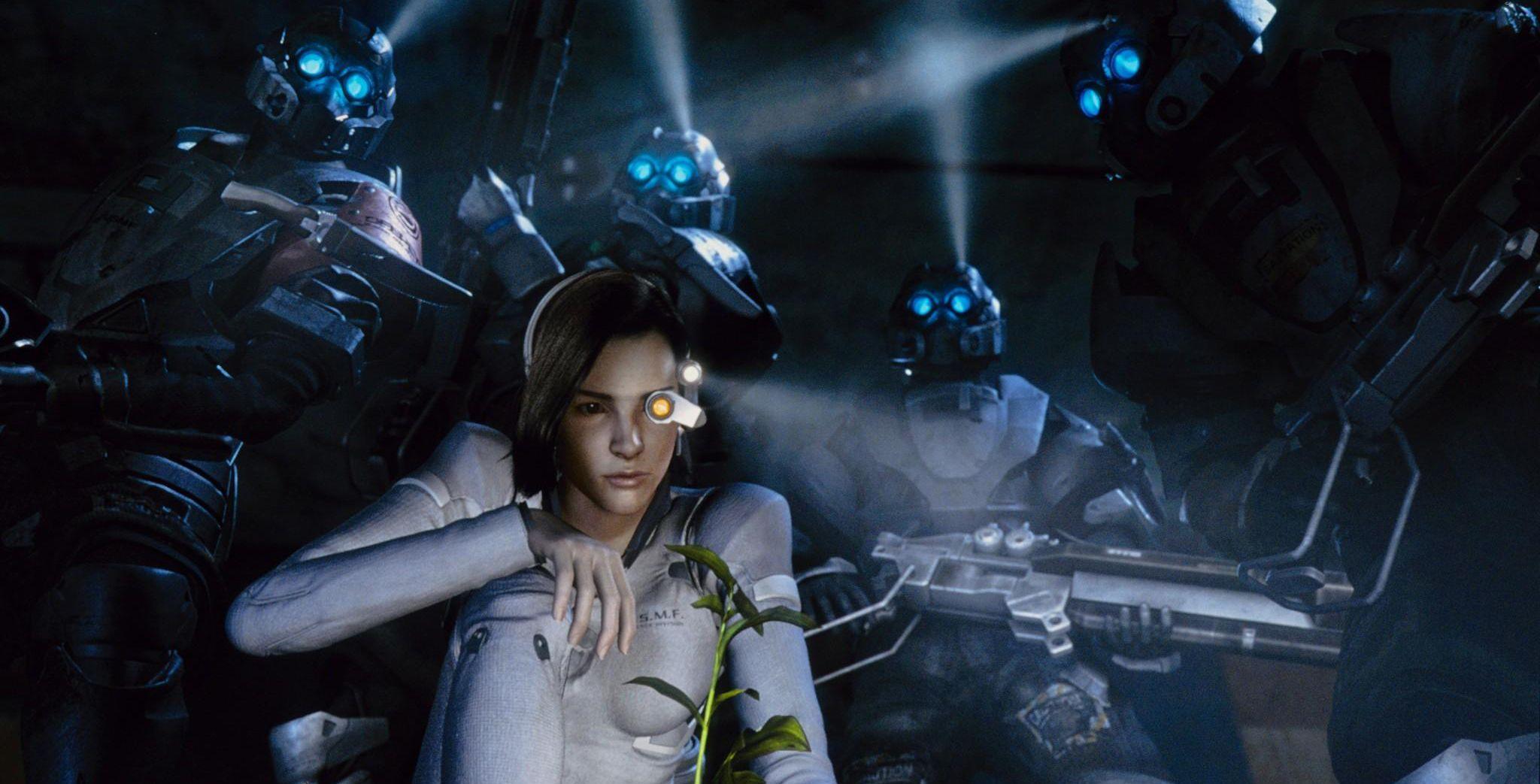 Final Fantasy: The Spirits Within screenshot
