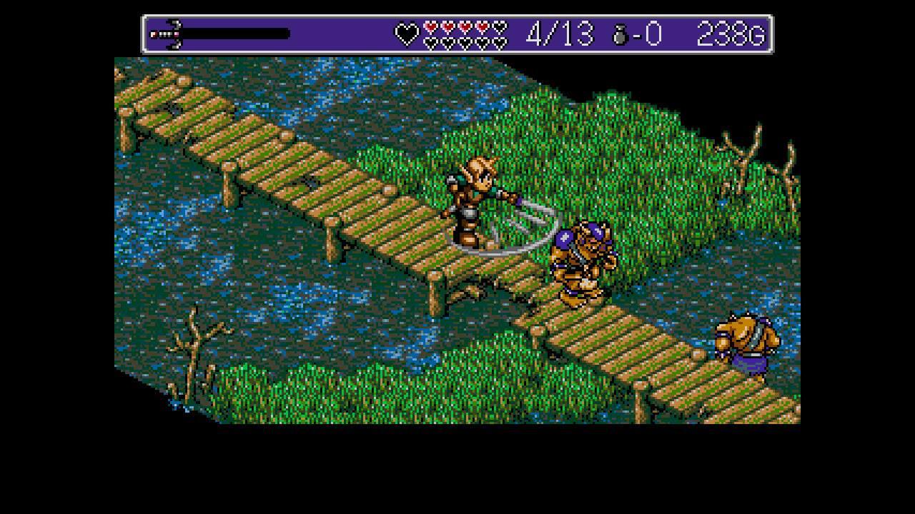 Sega Genesis Landstalker
