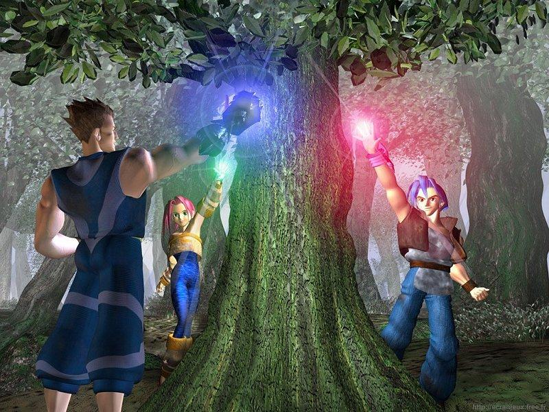 Legaia Mana Tree