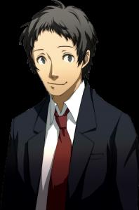 Tohru Adachi from Persona 4