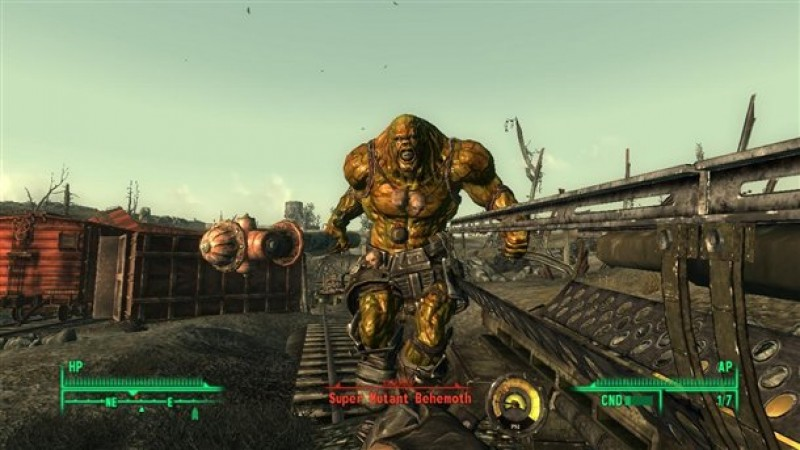 Fallout 3 Enemy