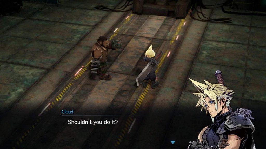 Final Fantasy VII Ever Crisis for Mobile