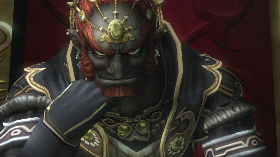 Ganondorf from The Legend of Zelda