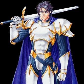 Luca Blight from Suikoden II