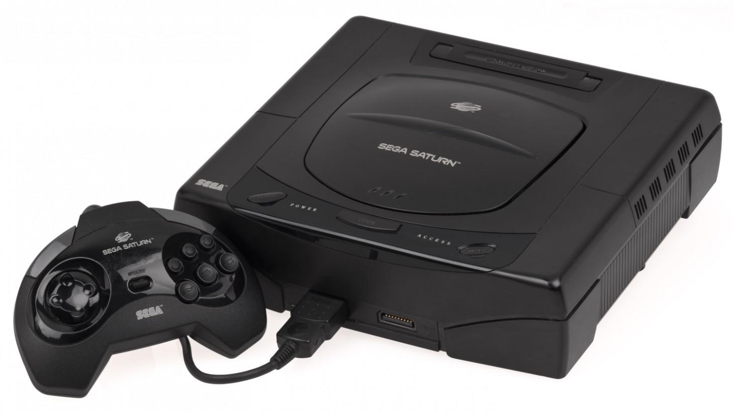 The Sega Saturn