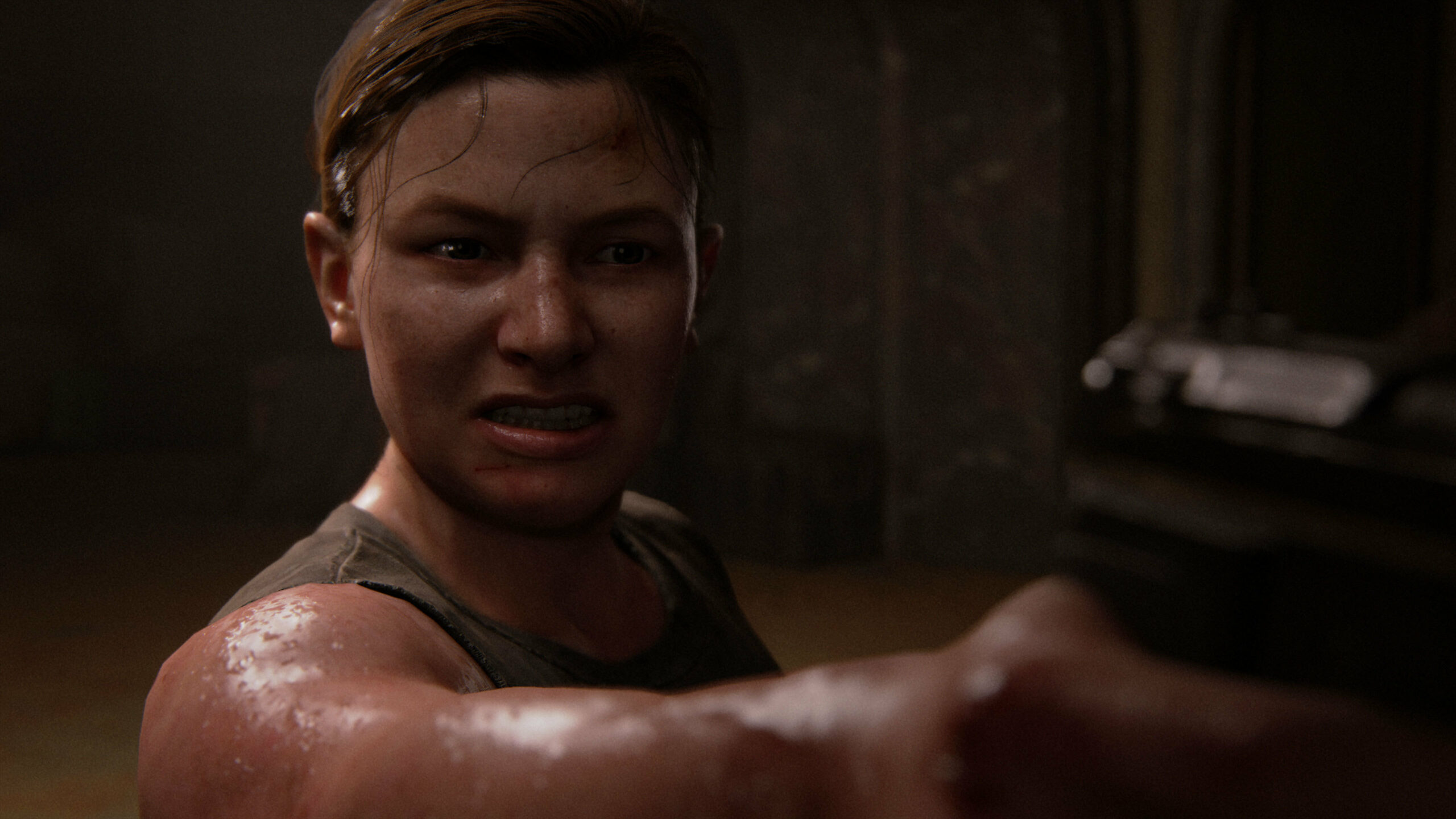 The Last of Us Part II Abby
