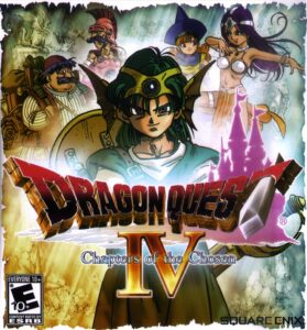 Dragon Quest IV for PlayStation