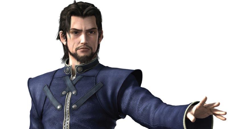 Reeve Final Fantasy VII