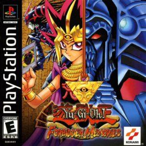 Yu=Gi-oh! Forbidden Memories for PlayStation