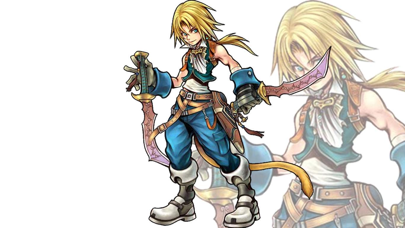 Zidane Final Fantasy IX
