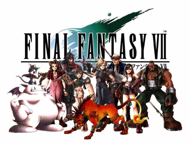 Final Fantasy VII for PlayStation
