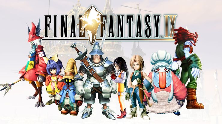 Final Fantasy IX for PlayStation