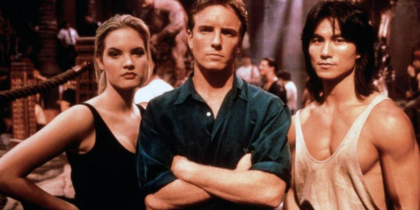 Mortal Kombat 1995 Cast