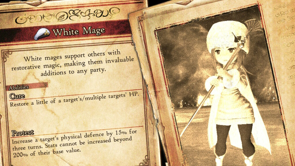 BDII White Mage