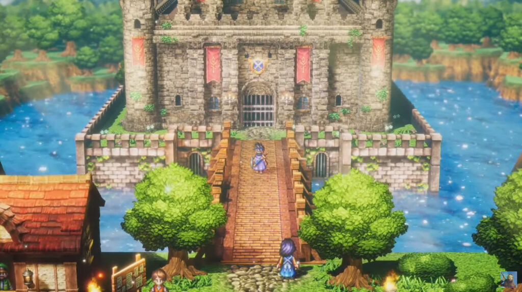 Dragon Quest III Remake