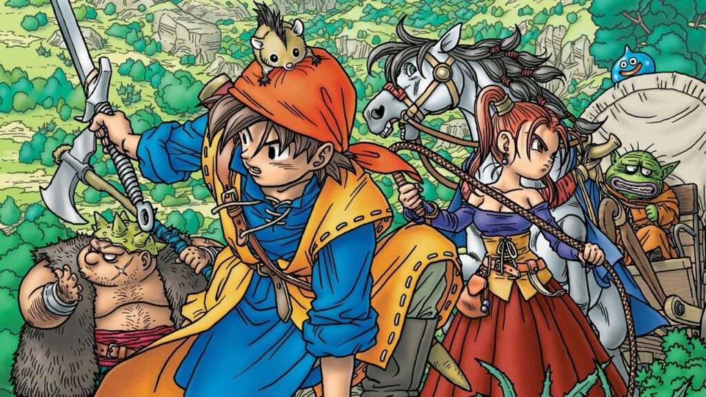 Dragon Quest VIII for PlayStation 2