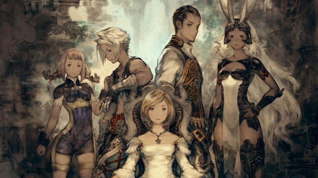 Final Fantasy XII for PlayStation 2