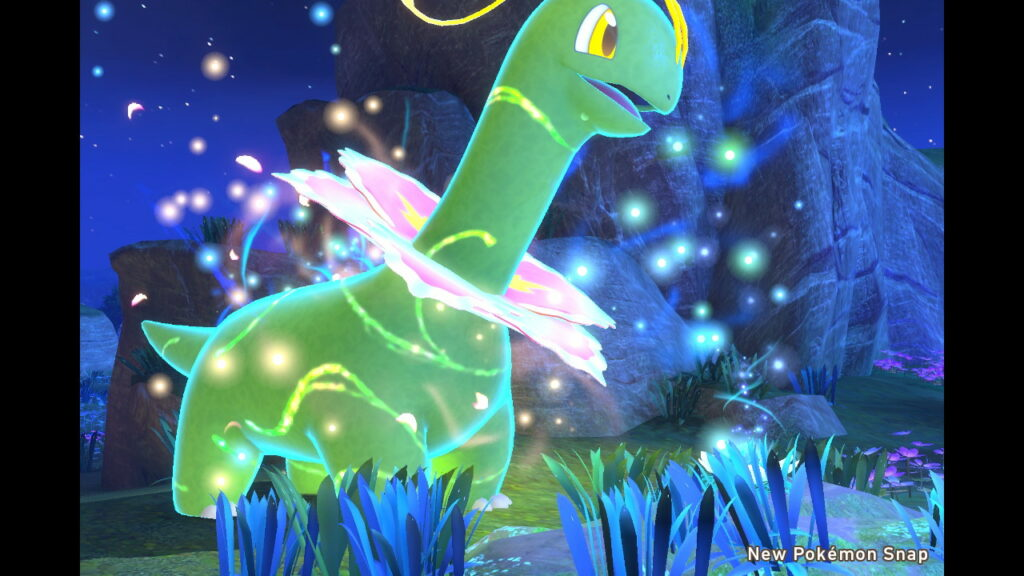 New Pokemon Snap Illumina Phenomenon