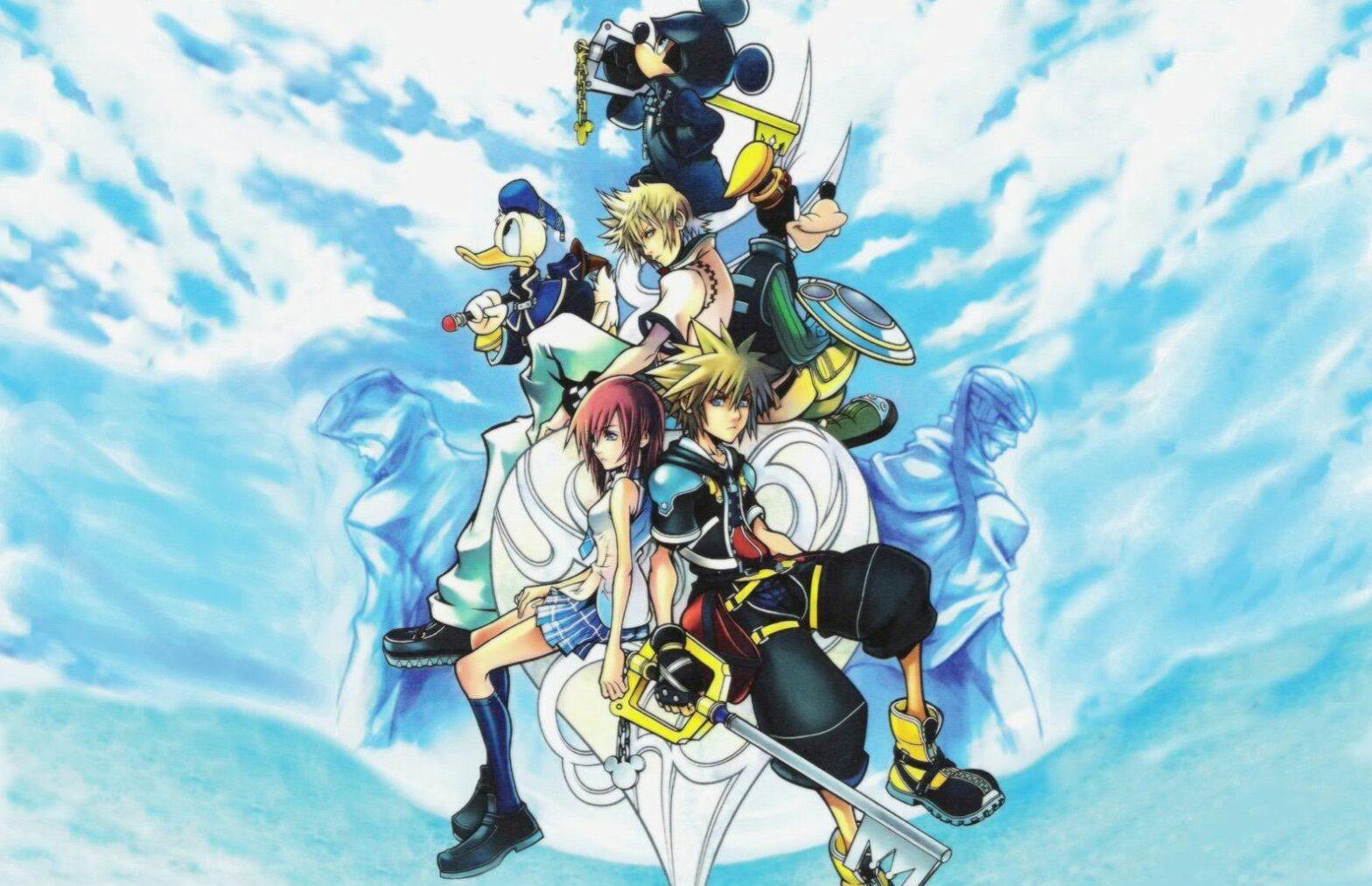 Kingdom Hearts II for PlayStation 2