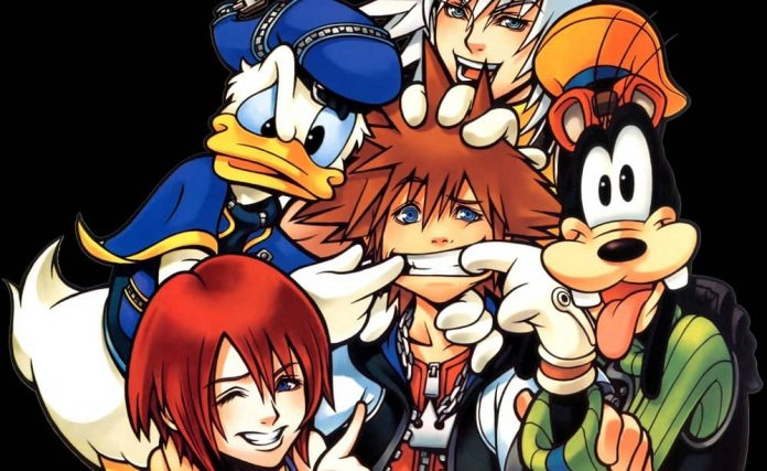 Kingdom Hearts for PlayStation 2