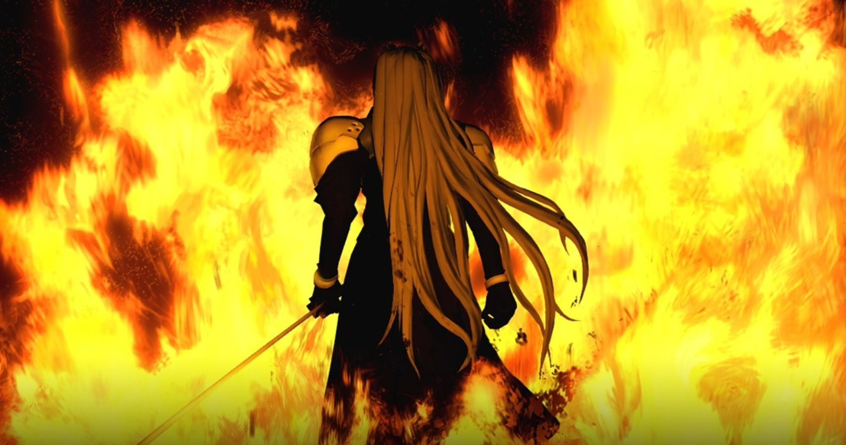 Sephiroth Nibelheim Incident
