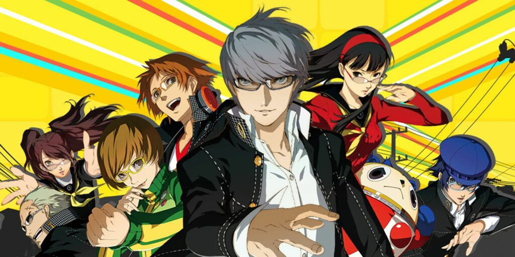 Persona 4 for PlayStation 2