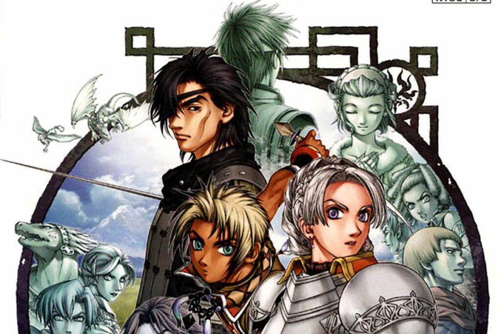 Suikoden 3 for PlayStation 2