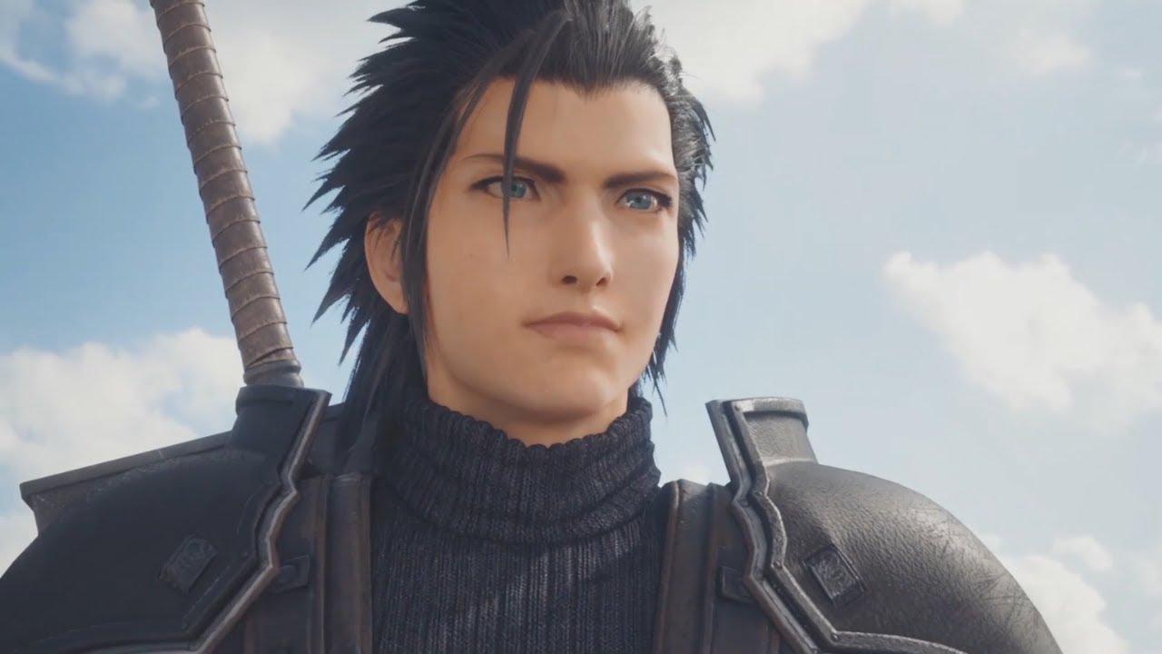 Zack Fair Final Fantasy VII