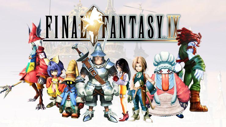 Final Fantasy IX for PlayStation Top JRPG Metacritic