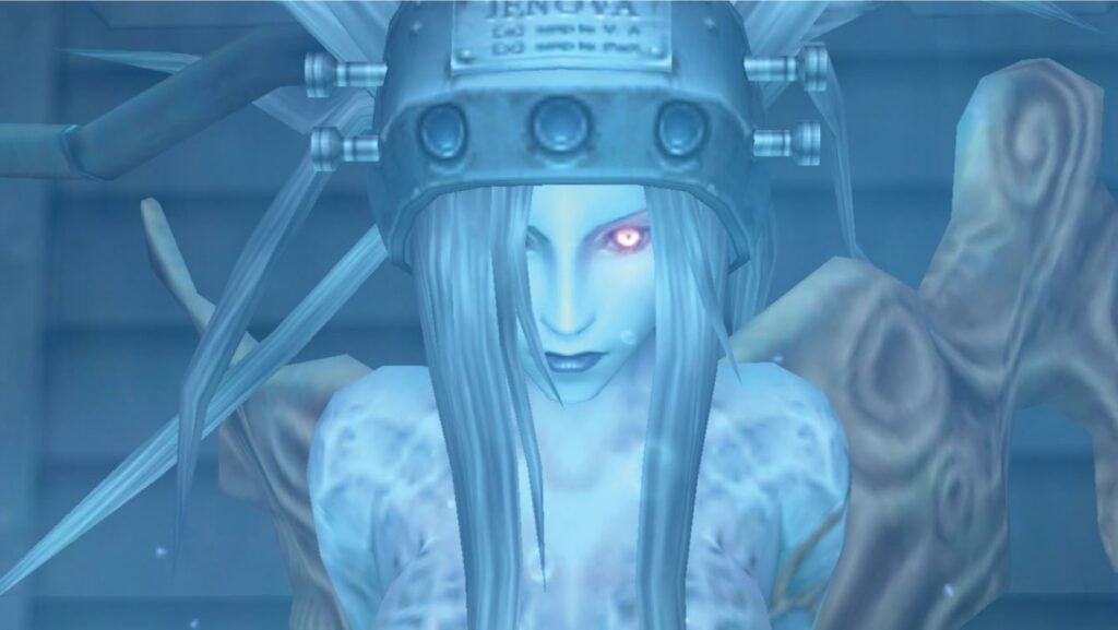 Jenova Final Fantasy VII