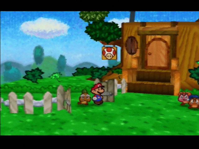 Top Nintendo 64 games Paper Mario
