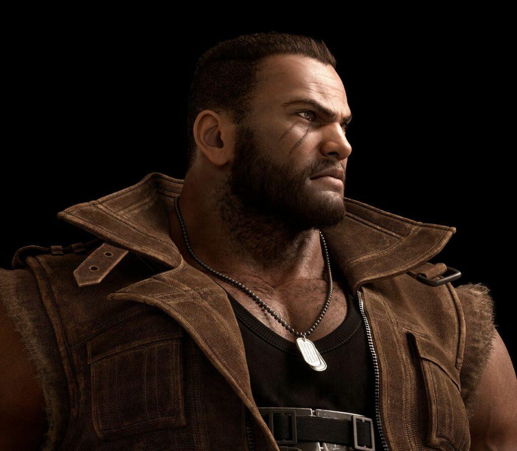 Barret Wallace Final Fantasy VII