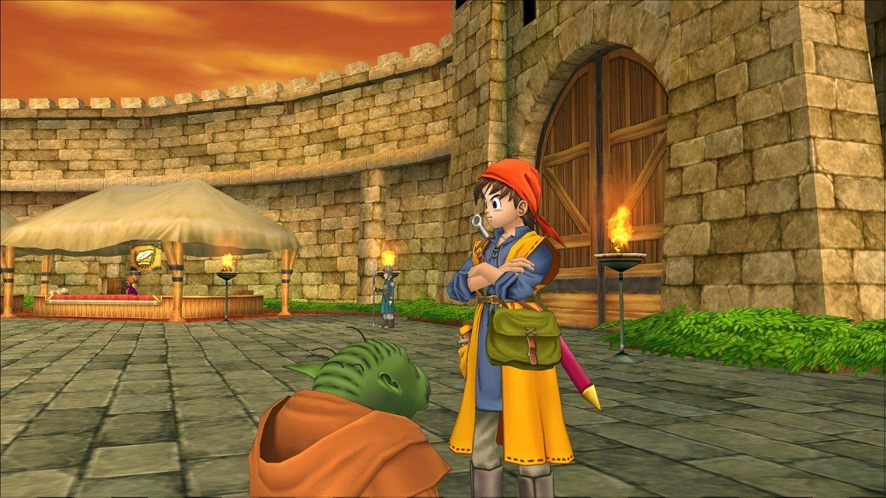 Dragon Quest VIII JRPGs PS2