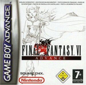 Final Fantasy VI Advance Game Boy Advance