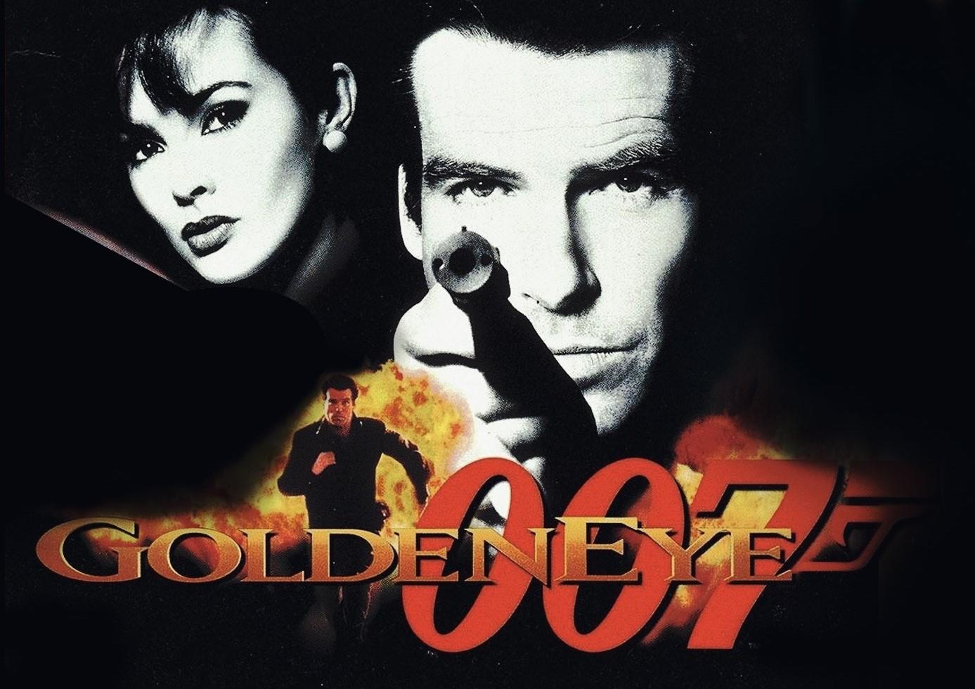 Golden Eye 007 covers