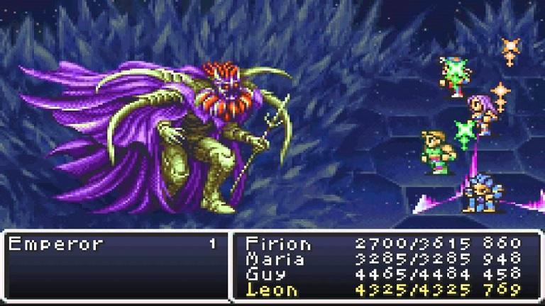 Final Fantasy Pixel