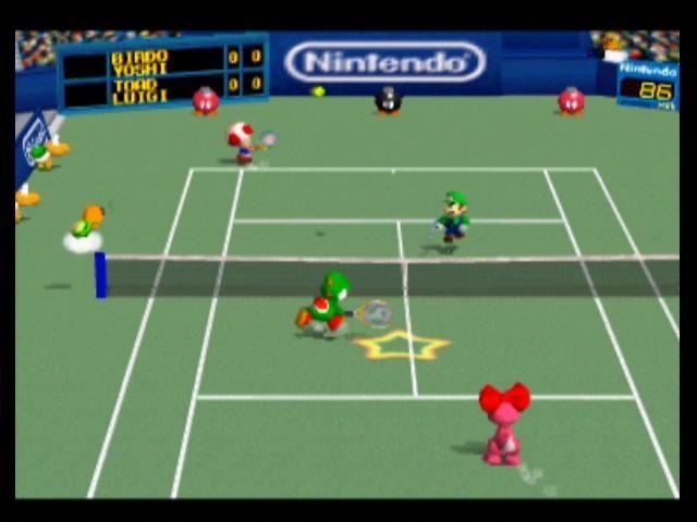 Top Nintendo 64 Mario Tennis