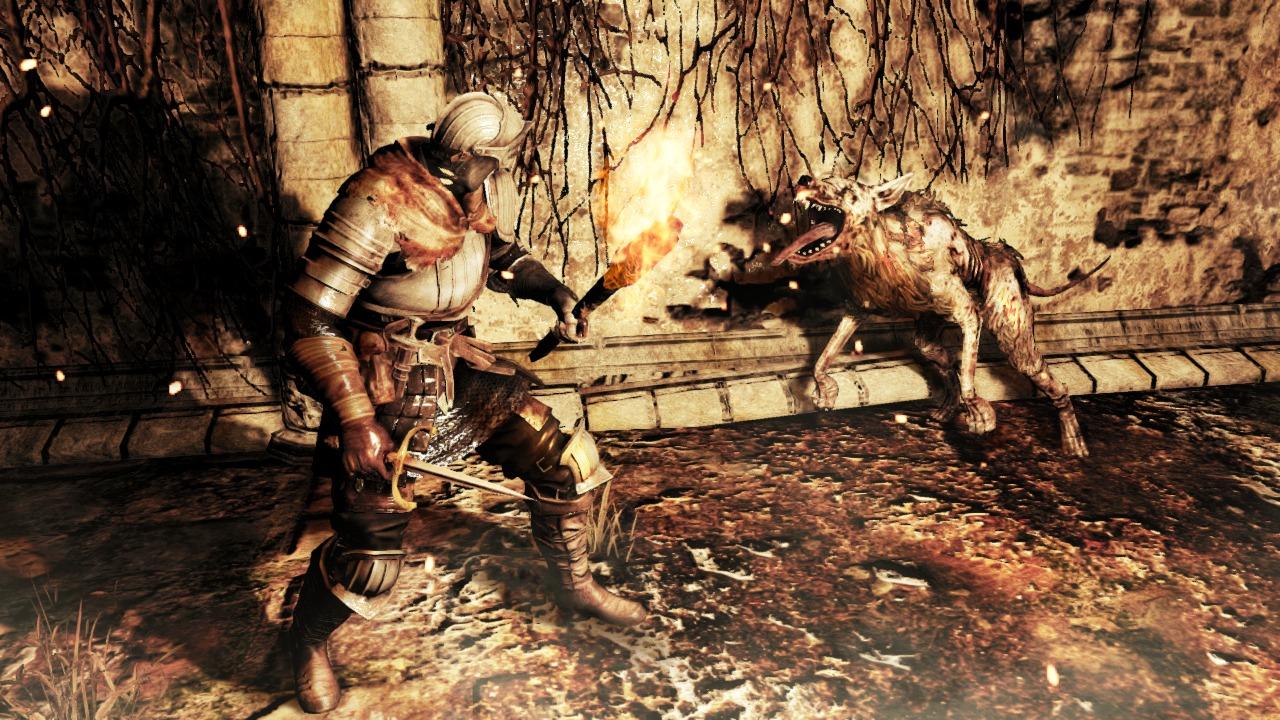 Dark Souls 2 Screen