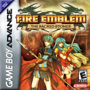 Fire Emblem The Sacred Stones Game Boy Advance Top 10 JRPGs GBA