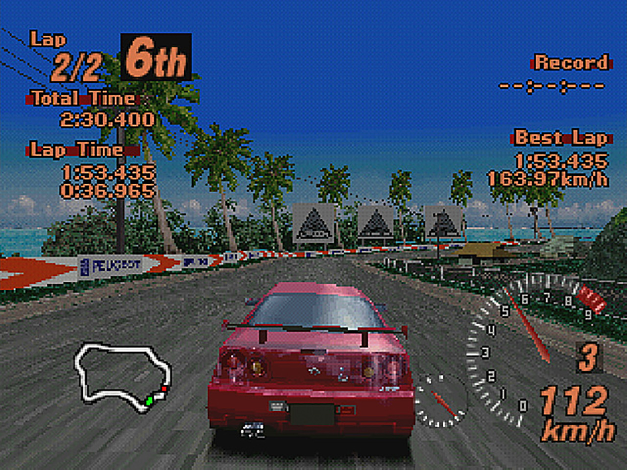 GT2 top PlayStation games
