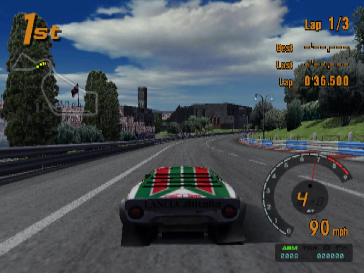 GT3 PS2
