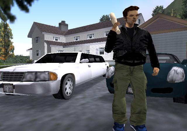 GTA3 Top PlayStation 2 Games