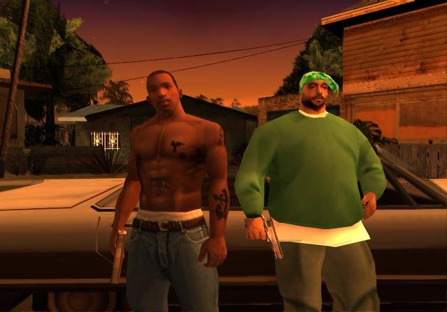 GTA San Andreas Top PlayStation 2 games