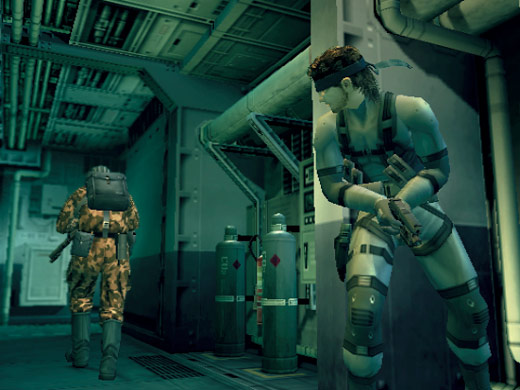 Metal Gear Solid 2 Top PlayStation 2 Games