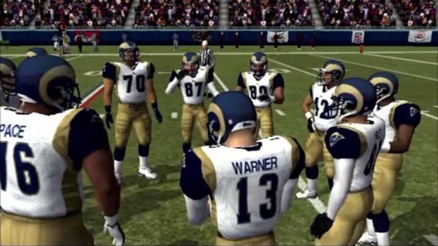 Madden 2003 Top Ten PlayStation 2