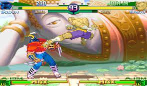 SFA3 Street Fighter Alpha 3