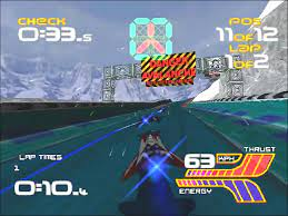 Wipeout XL Top PlayStation Games