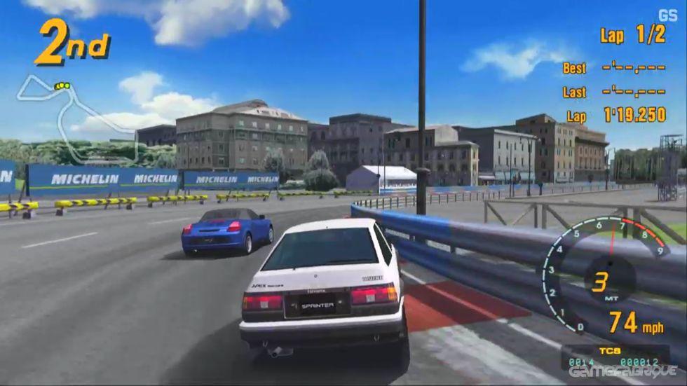 GT3 Top PlayStation 2